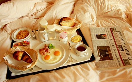 THE BELLINI HOUSE - CONCEPT - BREAKFAST